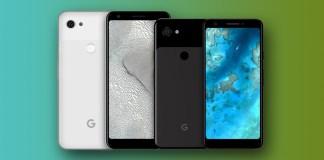 Pixel 3a i Pixel 3a xl 1