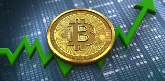 cijena bitcoina porasla