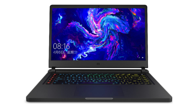 gaming laptop 2019