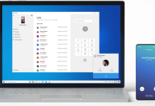 windows 10 preview your phone