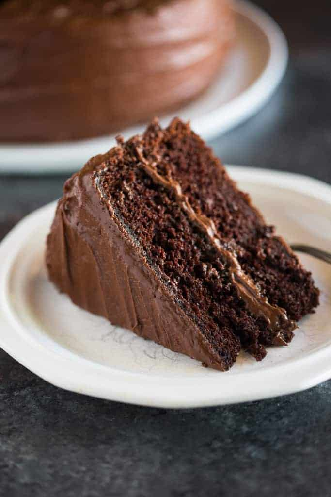 Quick Easy Chocolate Mousse Cake Recipe