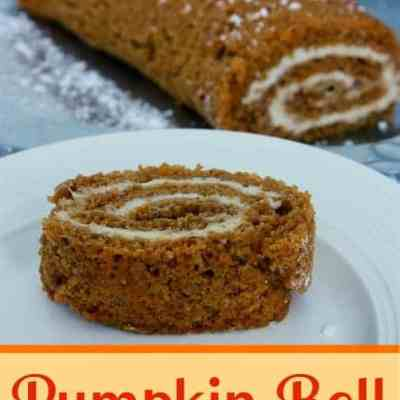 Classic Pumpkin Roll