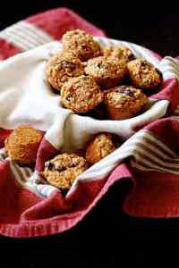 raisin-sweet-potato-muffins