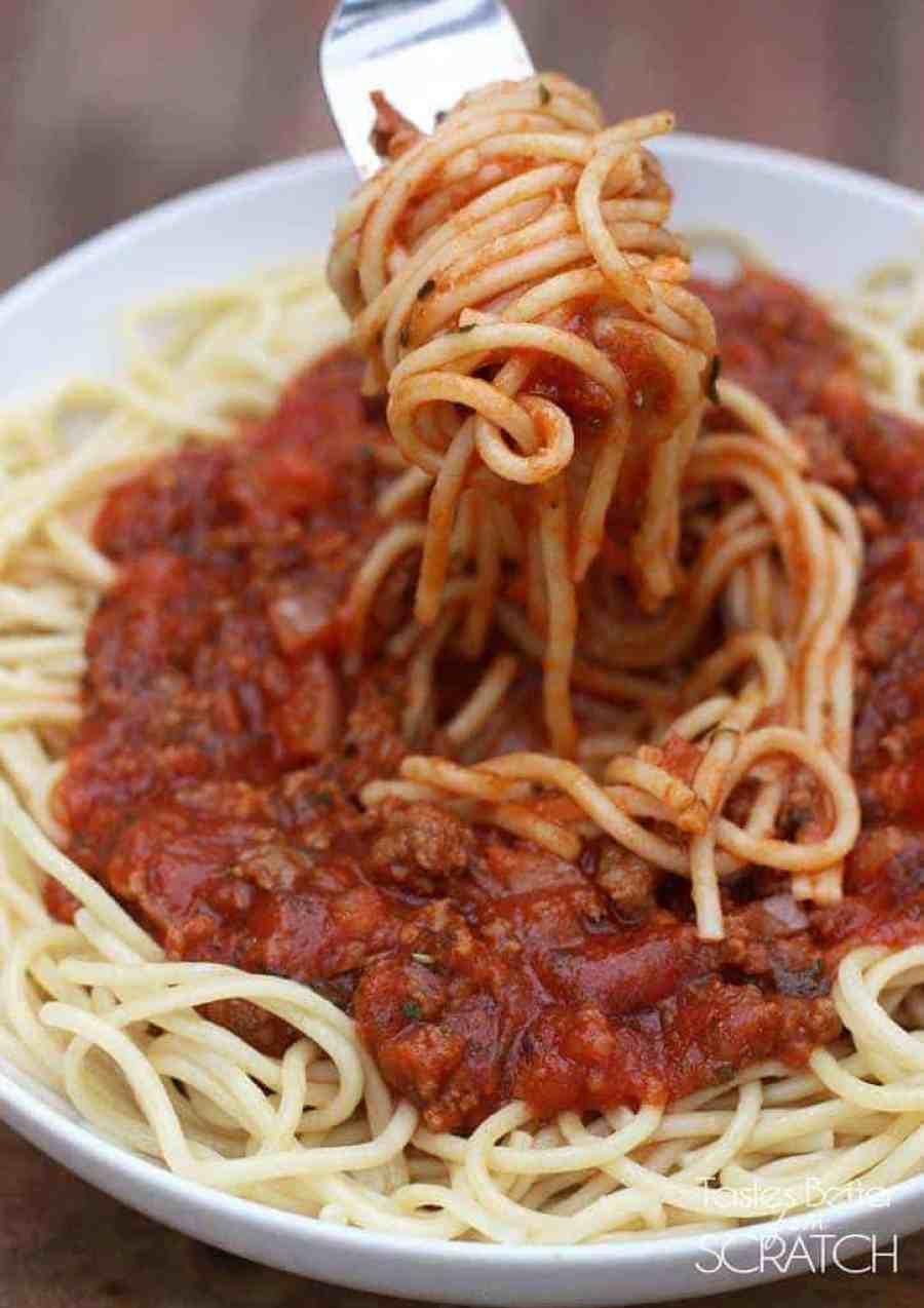 How To Make A Homemade Pasta Sauce