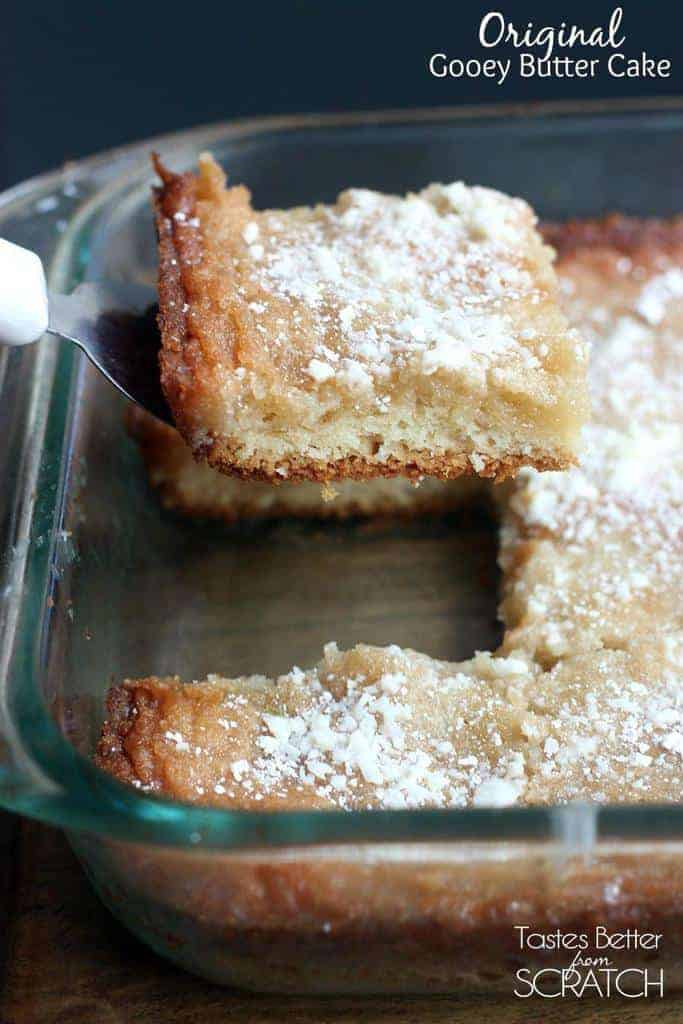 Made From Scratch Yellow Butter Cake Recipes