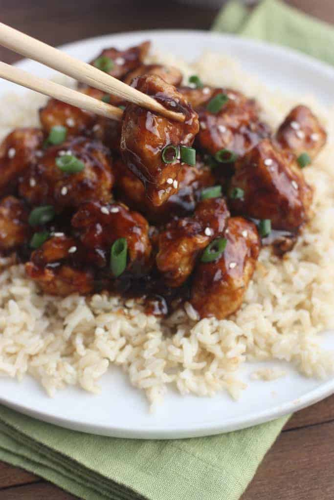 General Tso's Chicken (slow cooker or stove top) | Tastes Better From Scratch