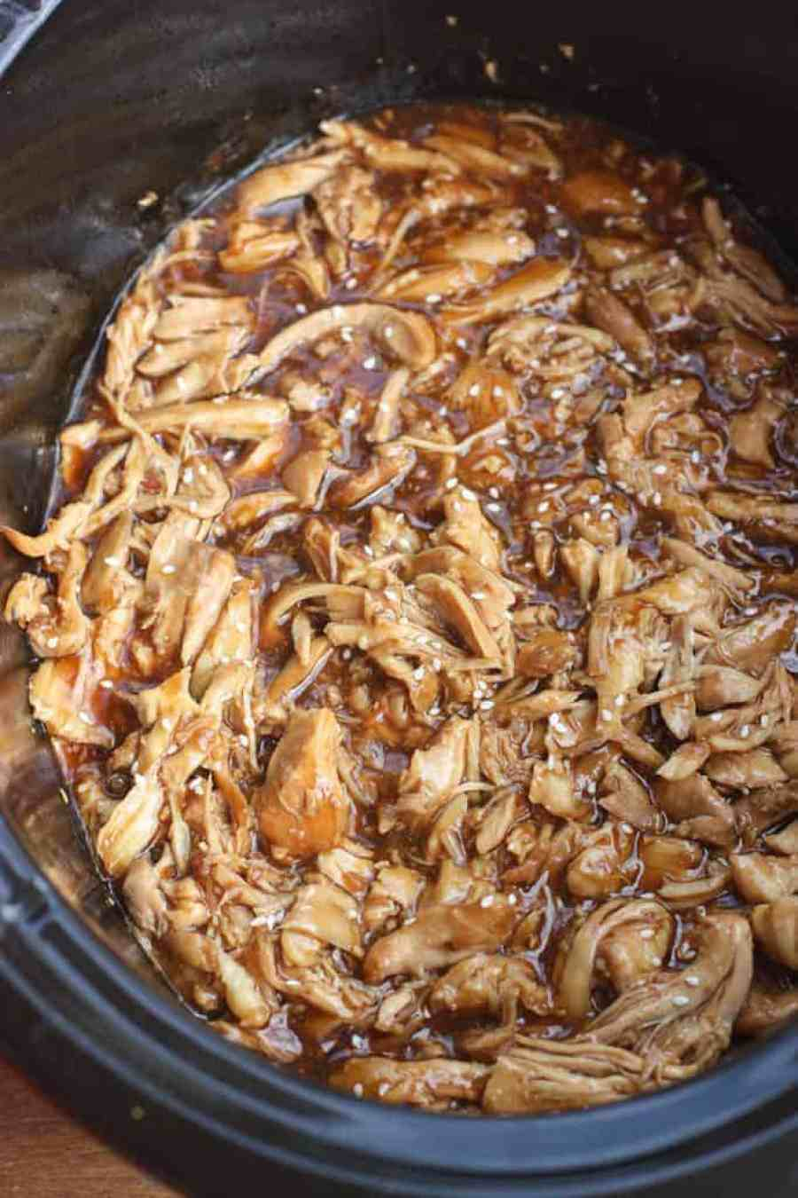 Slow Cooker Chicken Teriyaki   Tastes Better From Scratch
