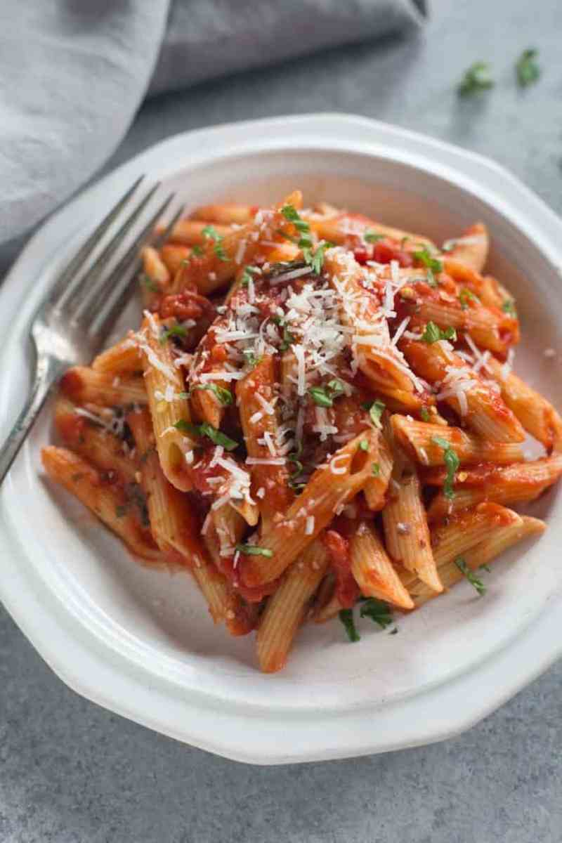 Penne Arrabbiata | Tastes Better From Scratch