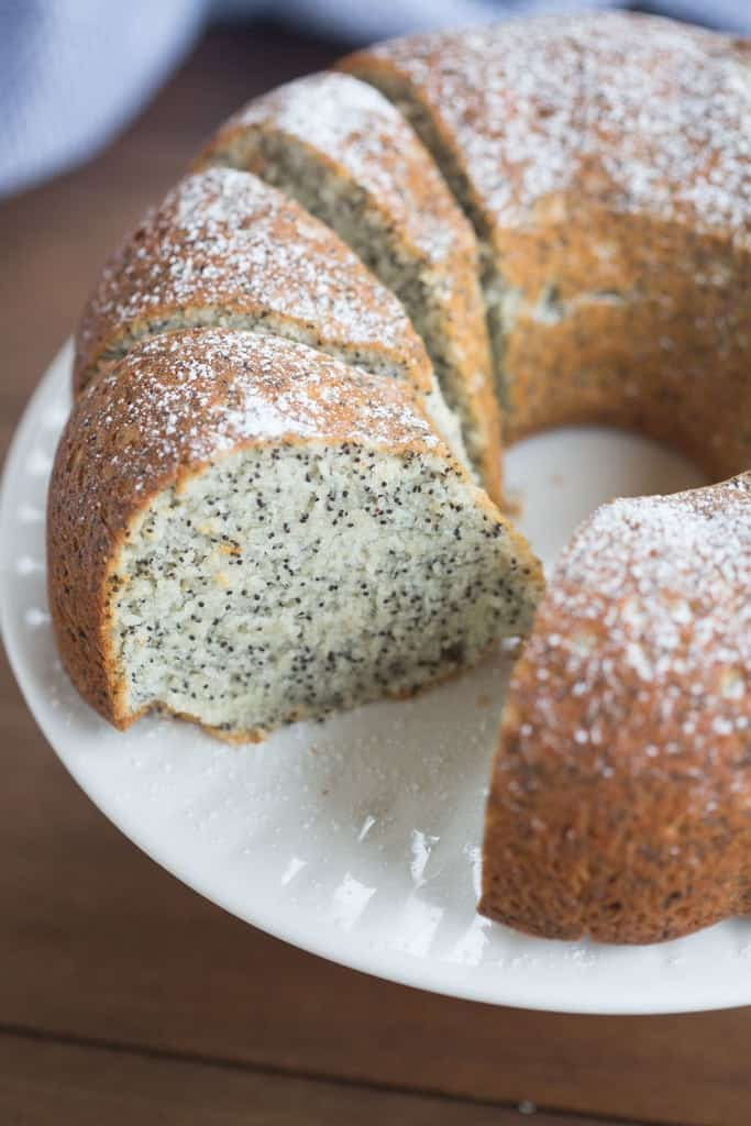 Poppy Seed Cake Recipe Tastes Better From Scratch