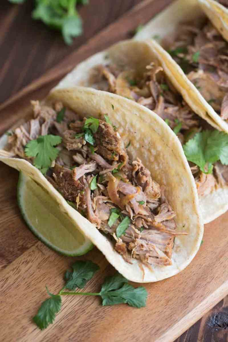 Slow Cooker Pork Carnitas | Tastes Better From Scratch