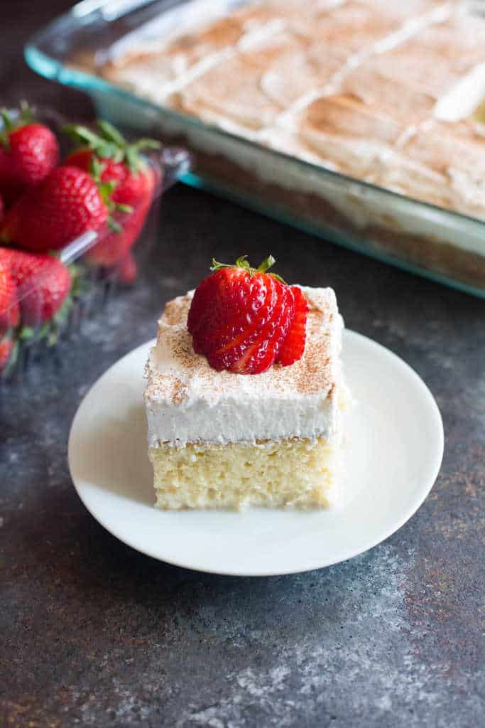 Tres Leches Cake Tastes Better From Scratch