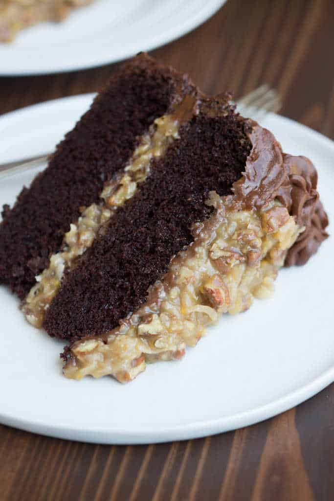 Best Homemade German Chocolate Cake Frosting