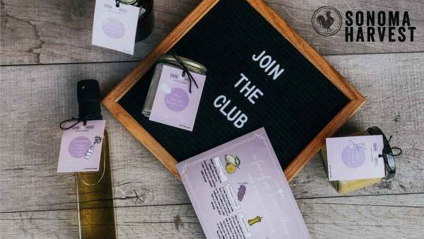 Join the Club product arrangement