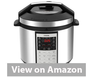 COSORI 8 Qt Rice Cooker Review