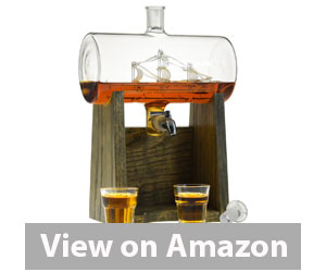 Best Whiskey Decanter - Prestige Liquor Decanter Review