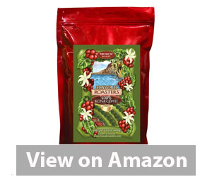 Best Kona Coffee - Hawaii Roasters Kona Coffee Review