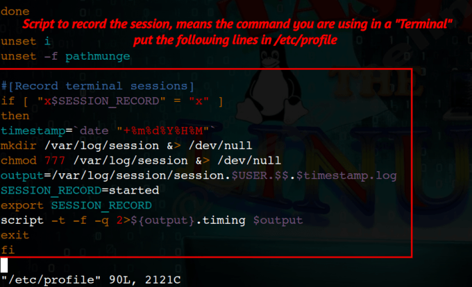 logrotate in Linux with example.