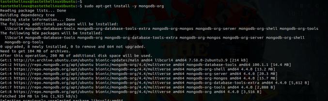 How to install MongoDB on ubuntu 18.04, 20.04, 16.04.