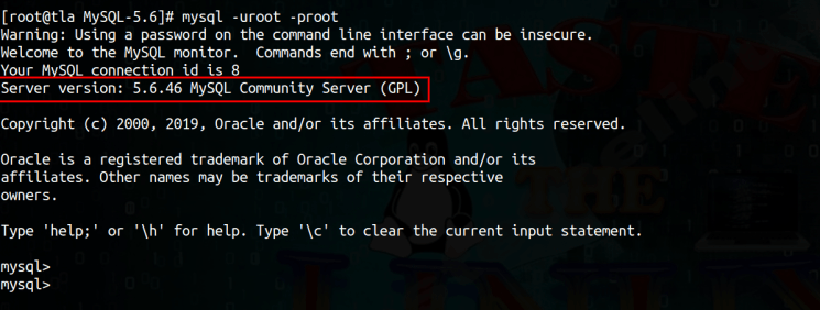 mysql upgrade from 5.6 to 5.7