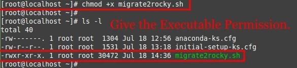 Migrate, Upgrade, Convert CentOS 8 to Rocky Linux 8