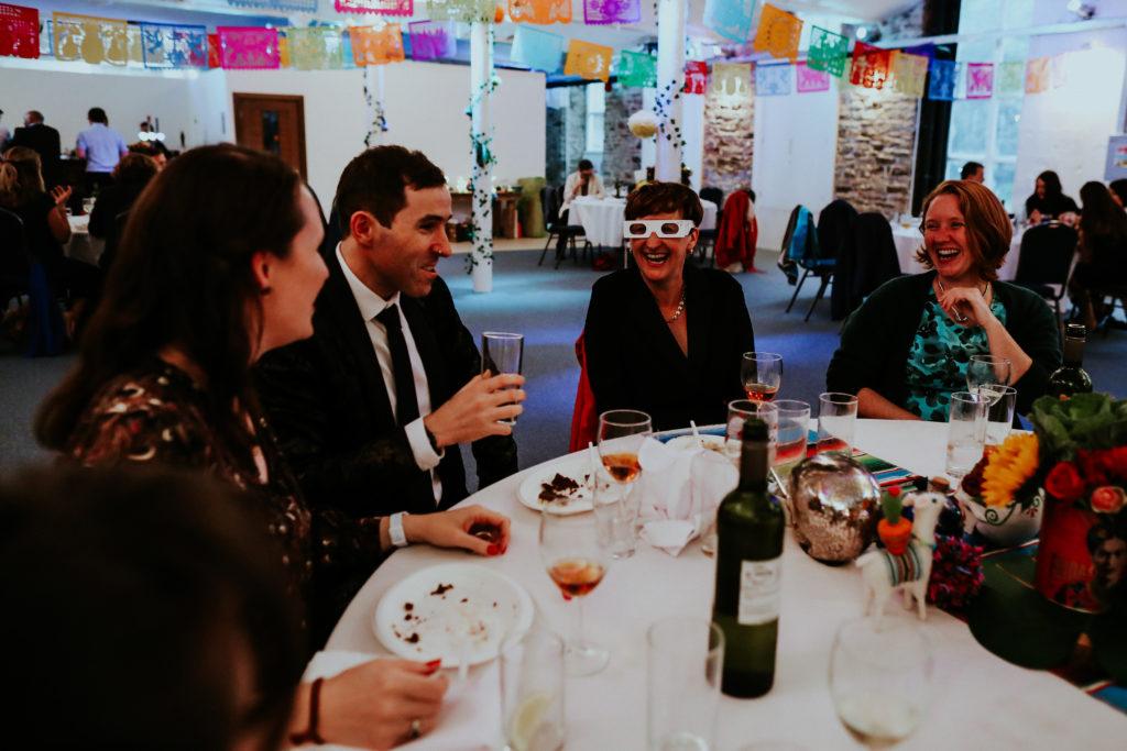 Latin American Wedding Torr Vale Mill