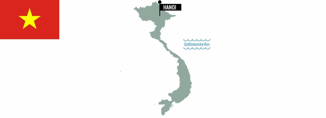 Kokkeskoler, markeder, streetfood og madvandringer i Vietnam