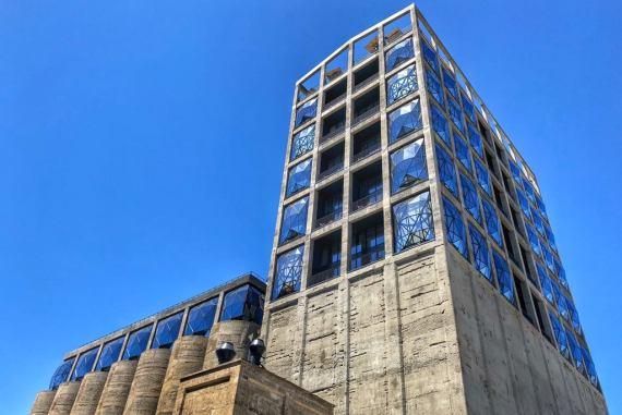 Zeitz Museum of Contemporary Art Africa i Cape Town