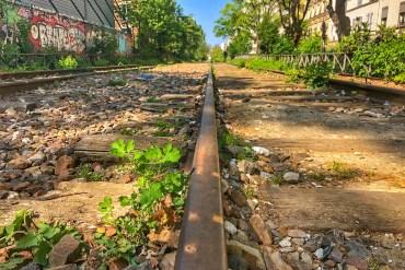 Besøg Paris' forladte og hemmelige jernbane - La Petite Ceinture