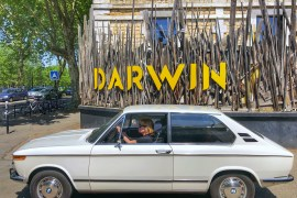 Darwin, Bordeaux, Frankrig