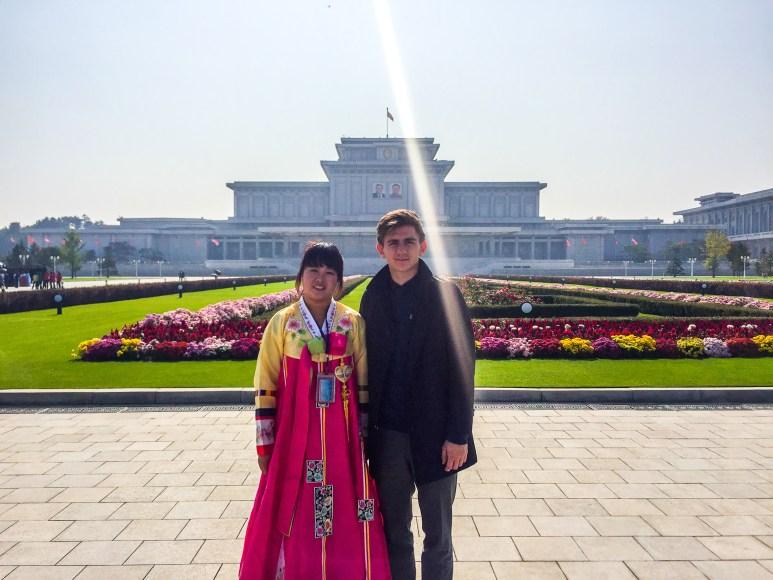 Jonas Andersen fortæller om Nordkorea. Verdens meste hemmelighedsfulde land