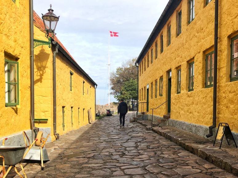 Overnat på Christiansø