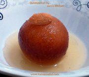 Gulab jamun/lalmohon