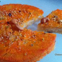 cheese kunafa