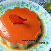 Doi(yogurt) pudding