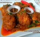 Chitol macher muitha(fish kofta)