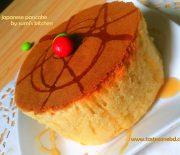 Thick Japanese pancake
