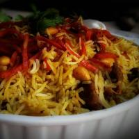 কাবুলি পোলাউ(kabuli pilaf)