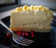 ডাবল চিজকেক(leTAO cheesecake)