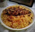ফিশ পোলাউ(arabic majboos)