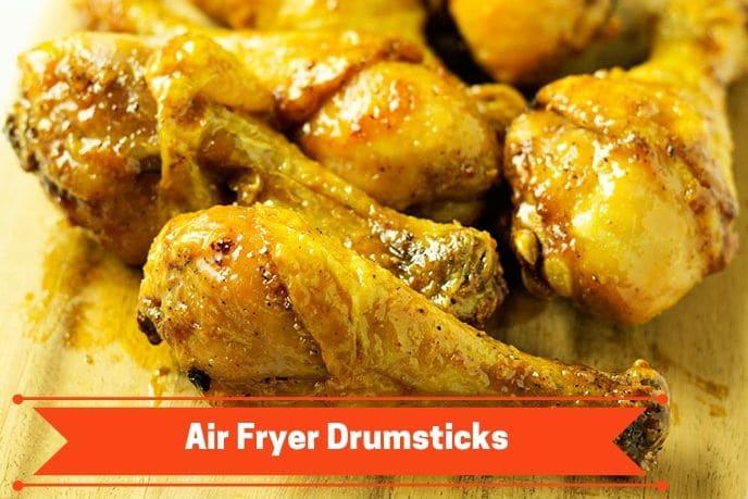 Air Fryer Drumsticks