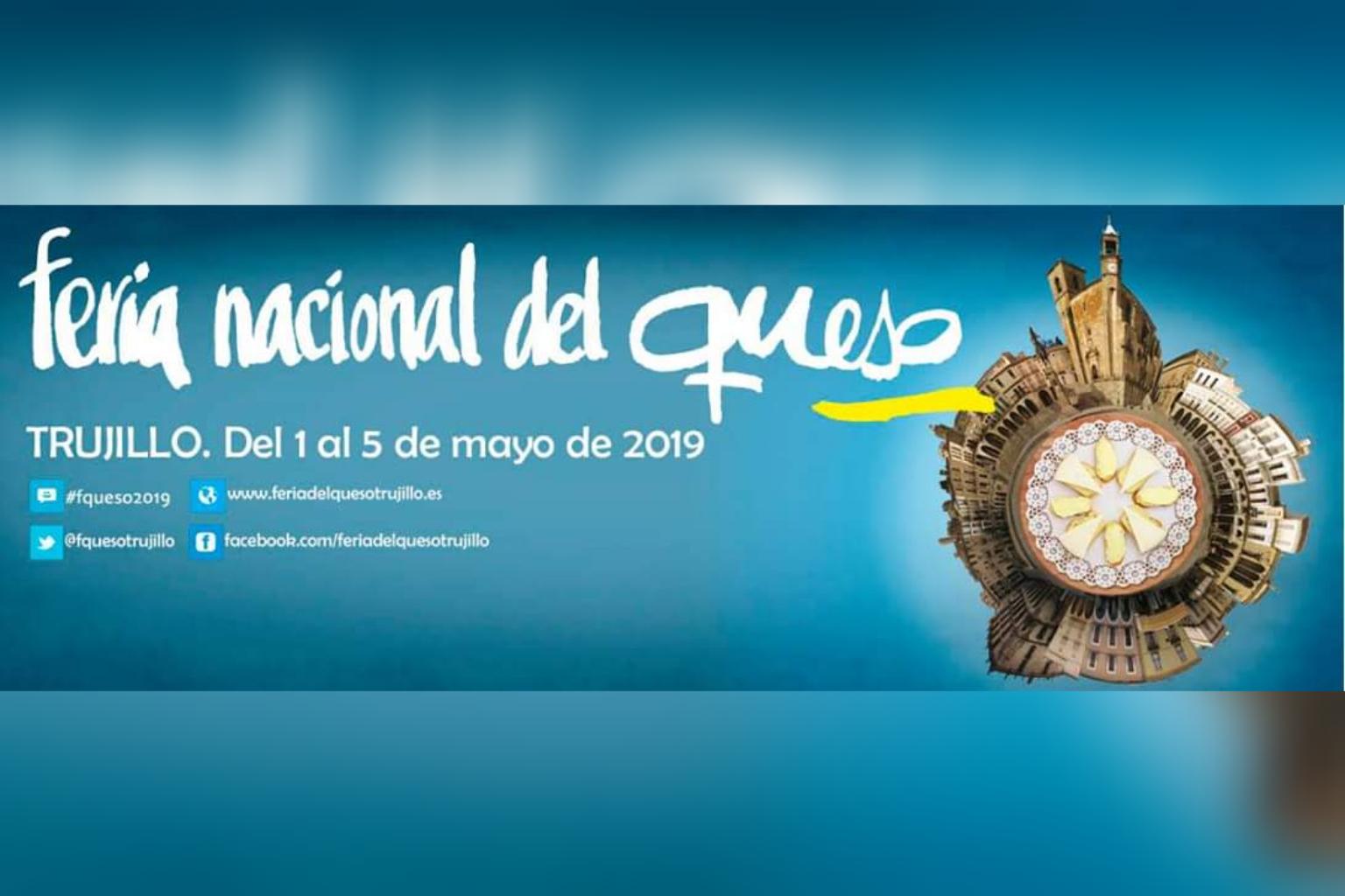 Feria del Queso de Trujillo 2019