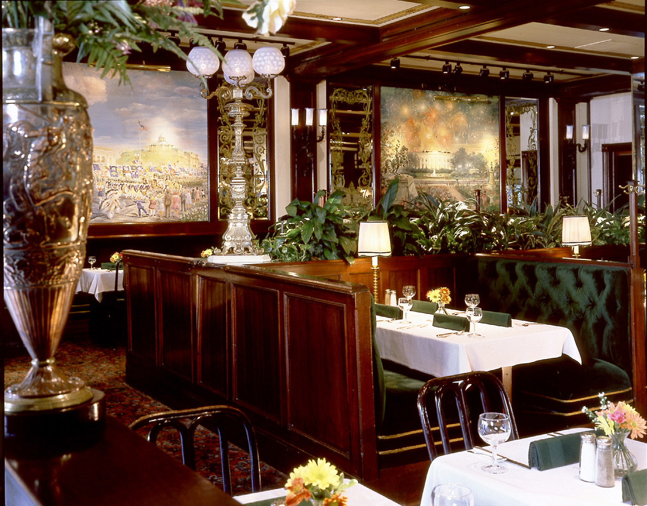 Main Dining Room at Old Ebbitt Grill