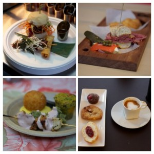 tasting plates collage 2