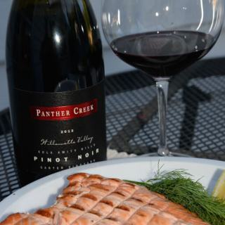 Panther Creek Cellars Pinot Noir Pairings