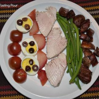 Salad Nicoise and Provencal Rose – A Make Ahead Meal