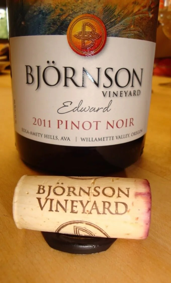 Bjornson Vineyard Edward Barrel Select
