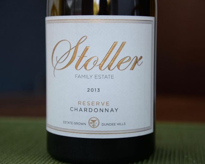 Stoller Family Estate 2013 Reserve Chardonnay
