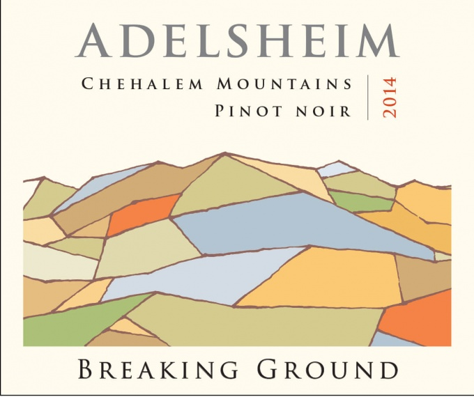 Breaking Ground Adelsheim Vineyard's Chehalem Mountains Pinot Noir