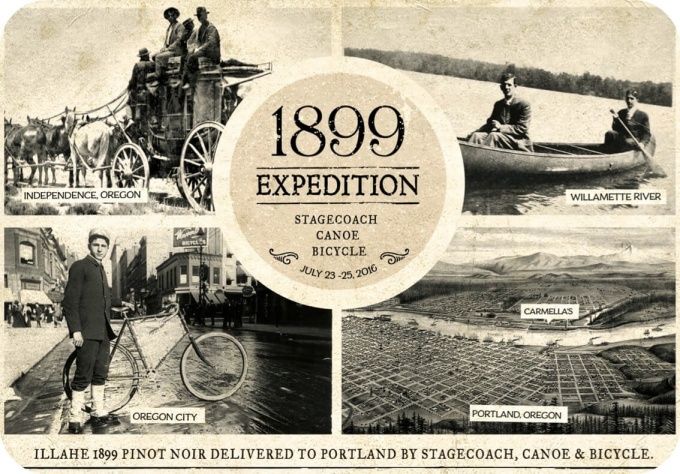 llahe Vineyards 1899 Expedition Pinot Noir
