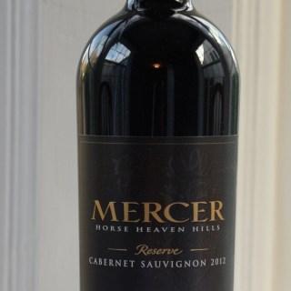 2012 Mercer Estates Horse Heaven Hills Cabernet Sauvignon Reserve